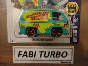 Hot Wheels 2017 - Scooby Doo The Mystery Machine