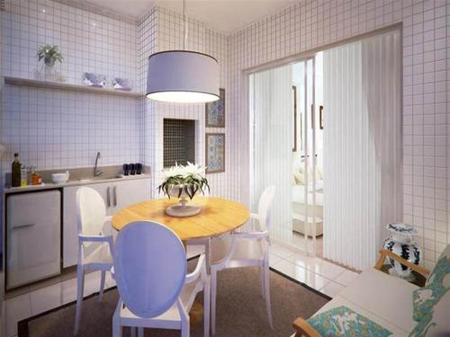 Imagem 1 de 3 de Apartamento - Venda - Canto Do Forte - Praia Grande - Dna1188