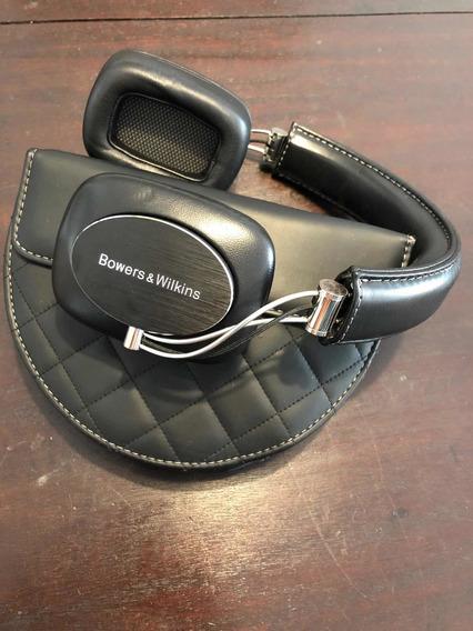 Fone De Ouvido B&w P7 Wireless Over-ear Oficial - Usado