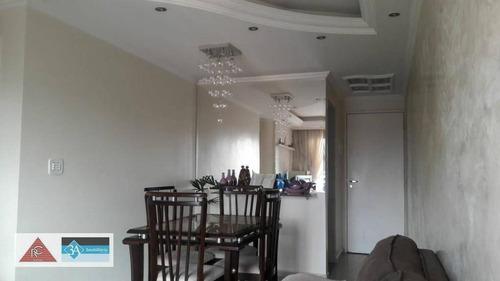 Imagem 1 de 24 de Apartamento Com 2 Dormitórios À Venda, 52 M² Por R$ 410.000 - Jardim Textil - São Paulo/sp - Ap5880