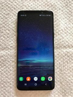 Samsung Galaxy S9 Preto Semi-novo Na Garantia.