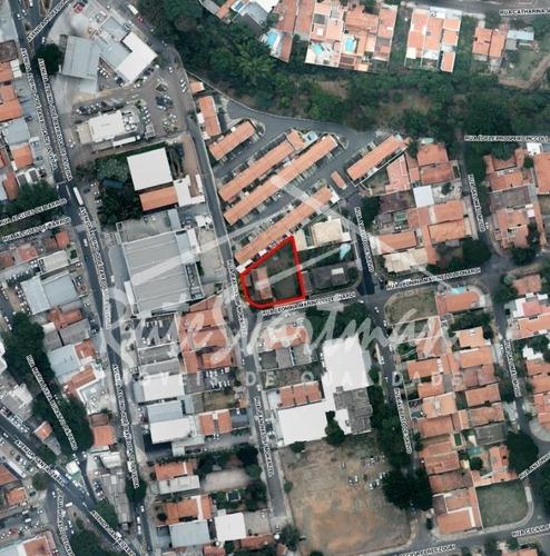 Imagem 1 de 12 de Terreno À Venda, 997 M² Por R$ 1.500.000,00 - Barão Geraldo - Campinas/sp - Te0989