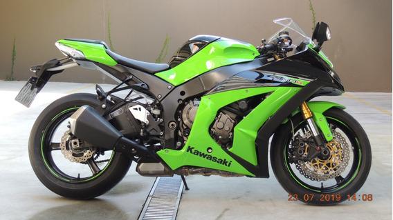 Kawasaki Zx-10r 2013