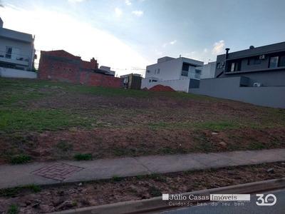 Terreno Em Condominio - Jardim Residencial Chacara Ondina - Ref: 26215 - V-26215