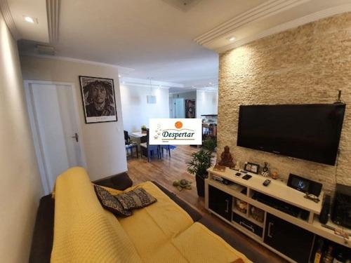 08256 -  Apartamento 3 Dorms, Cachoeirinha - São Paulo/sp - 8256