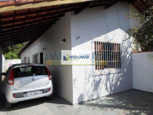 Casa Com 2 Dorms, Itaguai, Mongaguá - R$ 220 Mil, Cod: 10801 - V10801