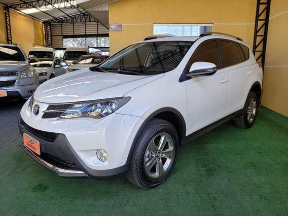 Toyota Rav4 2.0 4x2 16v Automatico 2015