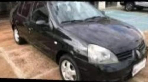 Renault Clio Sedan 2008 1.6 16v Privilège Hi-flex 4p