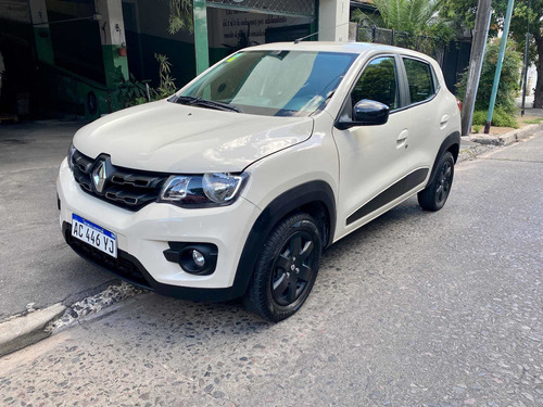 Renault Kwid 2018 1.0 Sce 66cv Iconic 100% Financiado