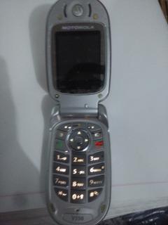 Telefono Motorola V330 Ocn Detalle