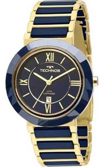 Relógio Technos Feminino Elegance Ceramic/sapphire 2015bv/5a