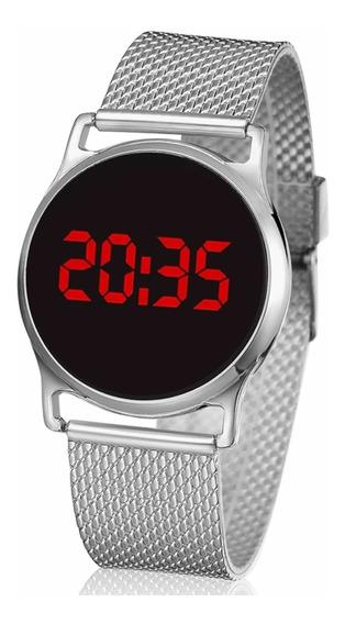 Reloj Digital Touch Screen