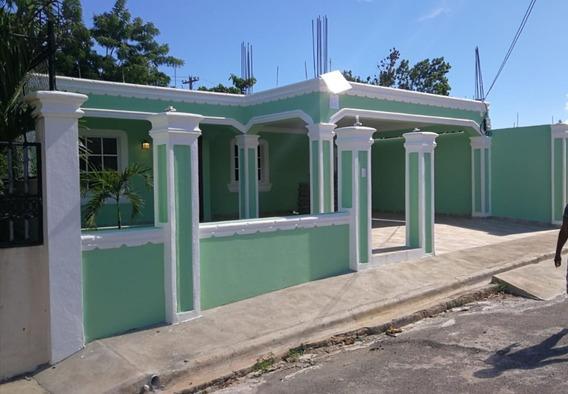 Alquilo Casa En La Pista San Isidro , Nueva Para Estrenar.