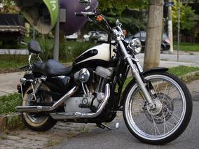 Harley Davidson Sportster Xl 883 Custom Carburada