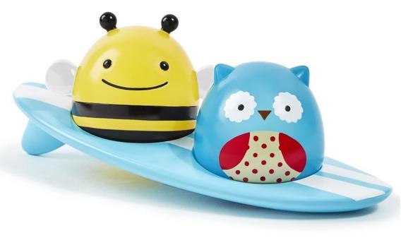 Brinquedo Infantil Para Diversão No Banho Surfistas Skip Hop