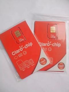 Kit 23 Chips Da Tim - Oi - Claro