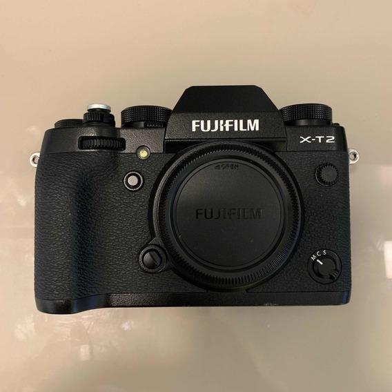Câmera Fuji Xt-2 Mirrorless (corpo) Filma 4k