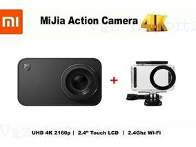 Xiaomi Mijia Action Camera Original 4k C/nfe + Case Proteção