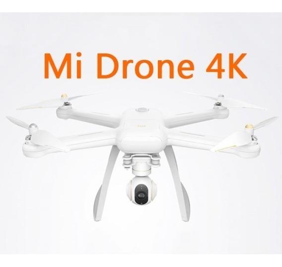 Mi Drone 4k Xiaomi Lacrado Com Nota Fiscal E Garantia