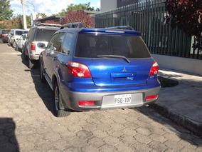 Mitsubishi Outlander 2006 Automático 111.000 Km