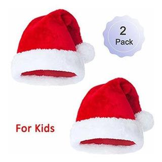 Genmo Peluche Santa Sombreros De Navidad