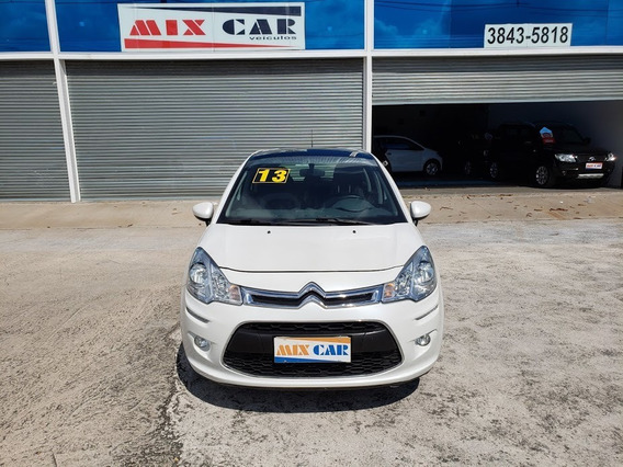 Citroen C3 Tendance 1.5 Flex 2013 Unico Dono Impecável