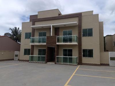 Apartamento Residencial À Venda, Barroco (itaipuaçu), Maricá - Ap0004. - Ap0004
