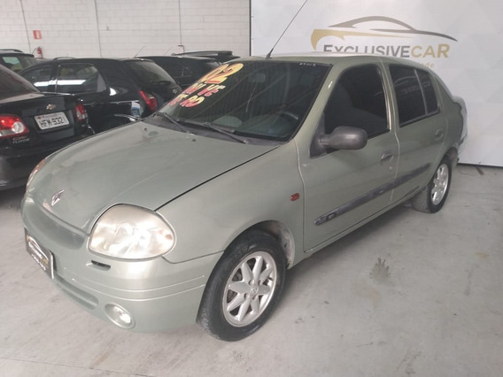 Renault Clio 1.0 Rl Sedan 16v Gasolina 4p Manual