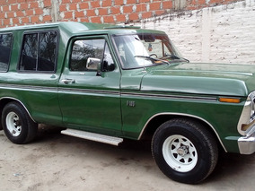 Ford F-100 Carrozada