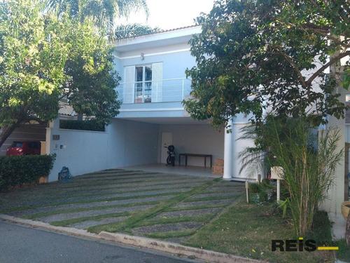 Imagem 1 de 30 de Casa Com 4 Dormitórios À Venda, 280 M² Por R$ 1.300.000 - Condomínio Granja Olga Iii - Sorocaba/sp - Ca1851