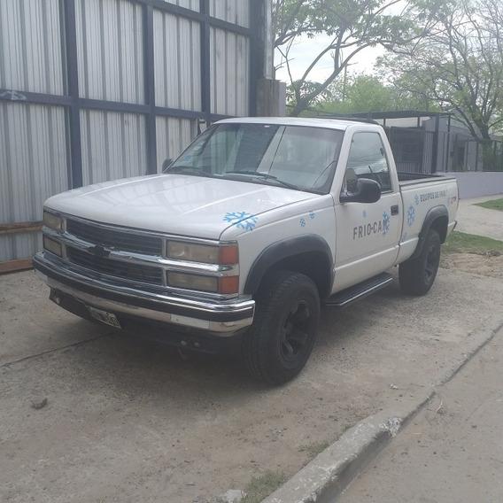 Chevrolet Silverado 4.1 D Maxion 1997
