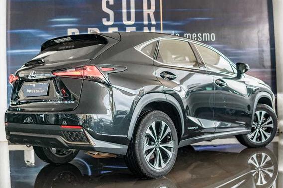 Lexus Nx 300h 2.5 16v Vvt-i Hybrid F-sport Cvt Awd