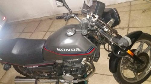 Honda  450 Dx