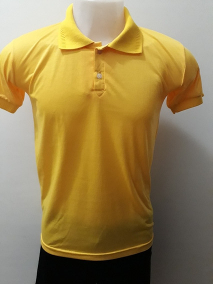 Kit Com 10 Camisetas Colorida Gola Polo