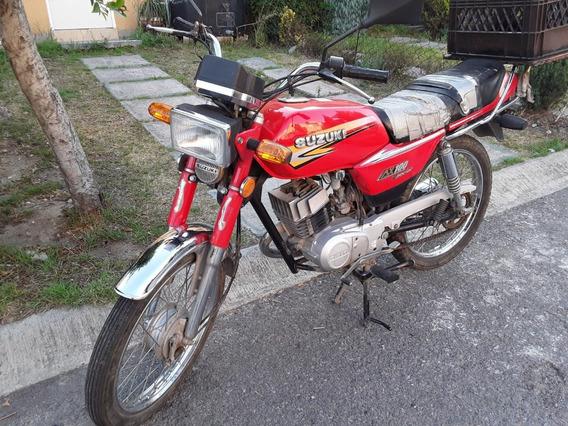 Suzuki, Ax 100, 2011