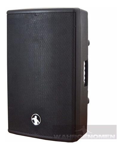 Imagen 1 de 4 de Bocina Bi Amplificada 15 Bluetooth, Usb, Radio Fm Bafle