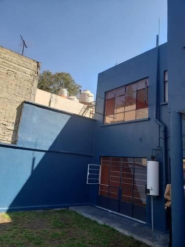 Casa En Venta En La Colonia Prado Churubusco