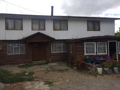 Casa Antigua En Valdivia