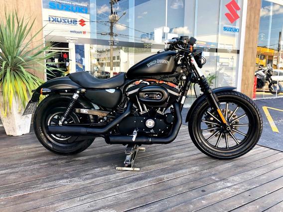 Harley Davidson Xl883 Iron 2013/2013