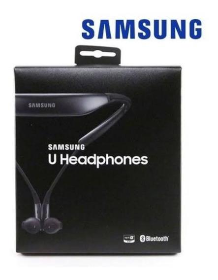 Fone De Ouvido Samsung Bluetooth U Headphones Original