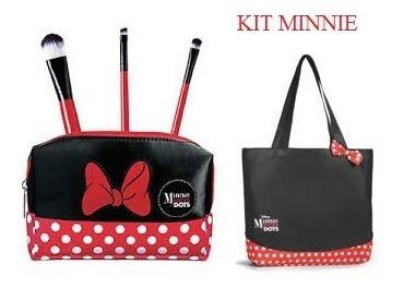 Kit Minnie ( Frete Gratis)