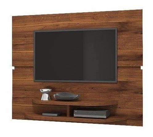 Painel Para Tv Ate 50 Tv Sala Rustico Terrara(i)