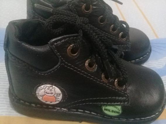 Zapatos Ortopedicos De Niña Pepa Marca Wilson