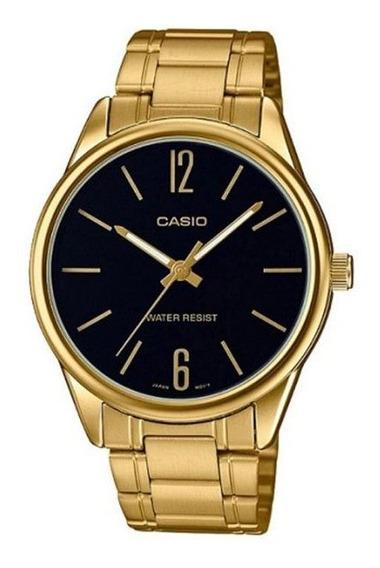 Relógio Casio Collection Unissex Analógico Mtp-v005g