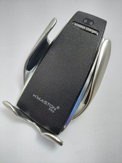Carregador Sem Fio Veicular Samsung S10 Plus S10e iPhone Xs