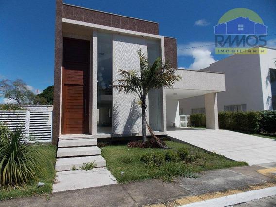 Casa À Venda, Condomínio Fechado, Ponta Negra, Natal. - Ca0057