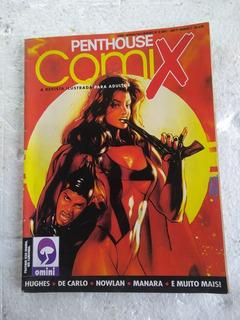 Revista Penthouse Comix N 2-ano2