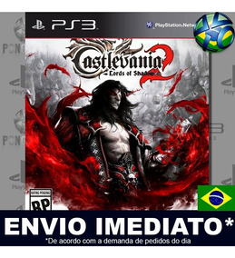 Castlevania Lords Of Shadow 2 Ps3 - Digital Legendado Pt-br