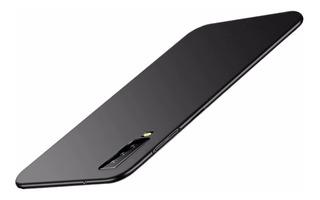 Capa Capinha Ultra Fina Luxo Fosca Samsung Galaxy A7 2018