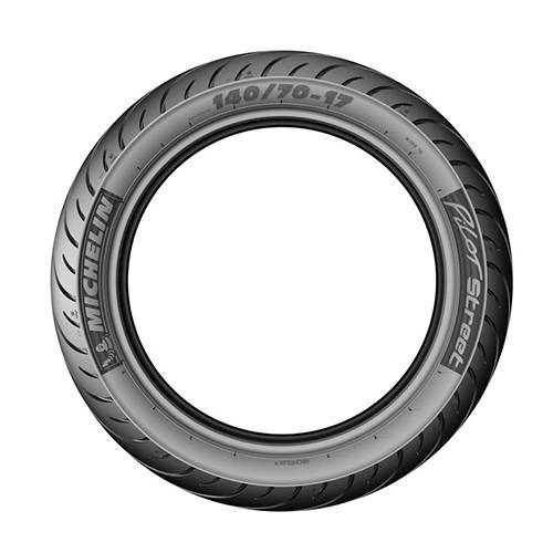Pneu Michelin 140/70-17 Pilot Street + Kit Relação Cb300
